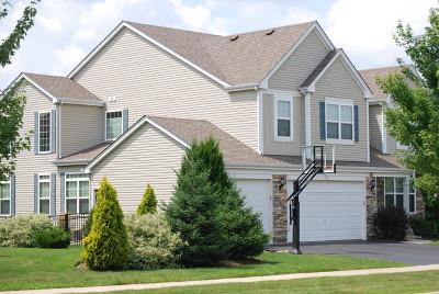 Hoffman Estates Single Family Home Contingent: 2020 Edgartown Lane