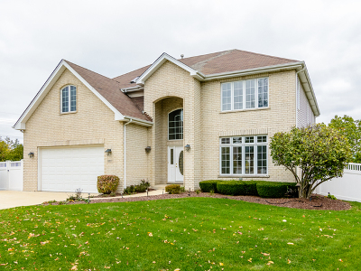 Downers Grove Single Family Home Contingent: 6327 Davane Court
