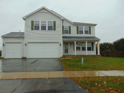 Montgomery IL Single Family Home Contingent: $264,900