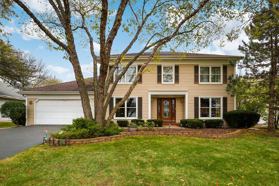 Brookdale Single Family Home For Sale: 1017 Forest View Court