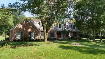 Barrington Single Family Home For Sale: 26185 Twin Pond Road