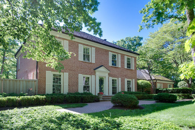 Lake Forest Single Family Home For Sale: 1540 Heritage Court