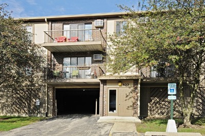 Naperville Condo/Townhouse Contingent: 522 East Bailey Road #202