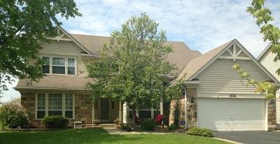 Bolingbrook Single Family Home Contingent: 874 Brompton Circle