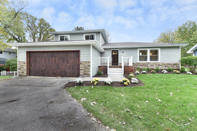 Downers Grove Single Family Home Contingent: 1207 55th Street
