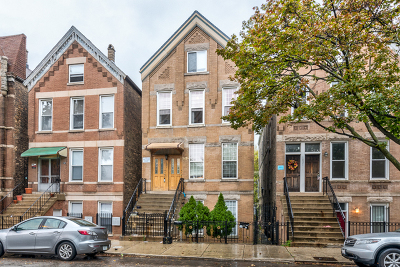 Wicker Park, Bucktown Multi Family Home For Sale: 1825 North Hermitage Avenue