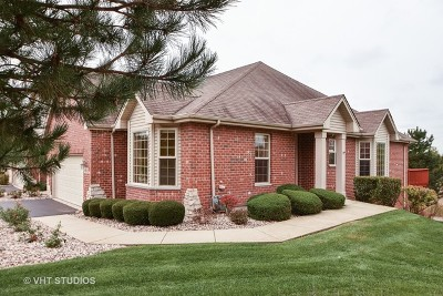 Orland Park Condo/Townhouse Contingent: 18040 Imperial Lane
