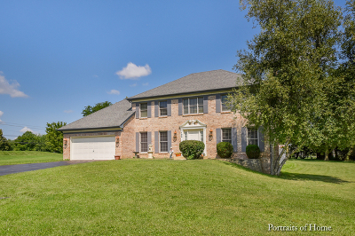 St. Charles Single Family Home For Sale: 104 Edgewild Court