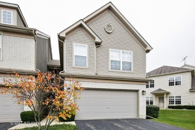 Crystal Lake Condo/Townhouse Contingent: 2687 Granite Court