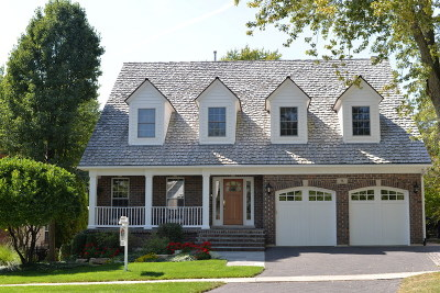 Hinsdale Single Family Home For Sale: 16 North Clay Street