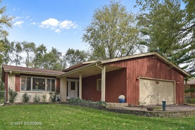 Schaumburg Single Family Home Contingent: 104 Lunt Avenue