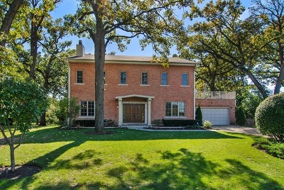 Oak Brook Single Family Home Contingent: 39 Woodside Drive