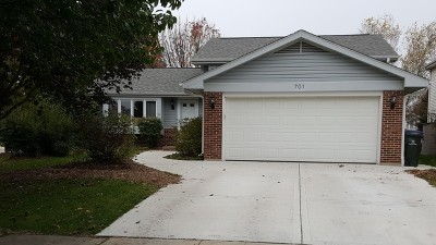 Naperville Single Family Home For Sale: 701 Stacie Court