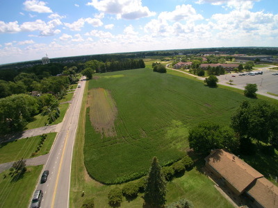 Aurora  Residential Lots & Land For Sale: 1390 North Randall Road