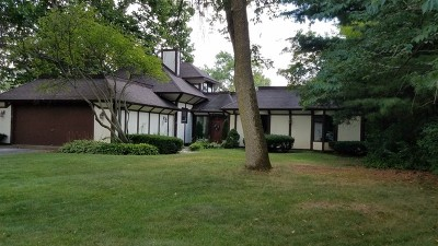 Hinsdale Single Family Home For Sale: 544 West 58th Place North