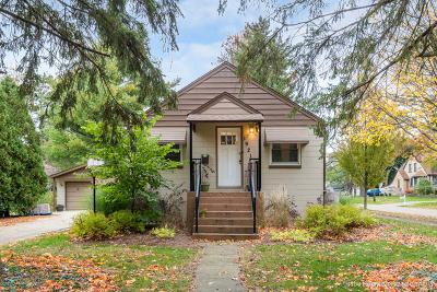 Wheaton Single Family Home For Sale: 1921 East Liberty Drive