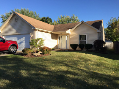 Elgin Single Family Home Contingent: 1311 Burns Drive