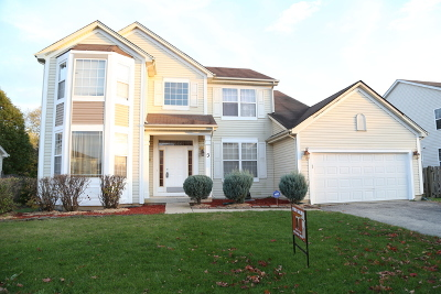 Bolingbrook Single Family Home For Sale: 3 Plainview Court