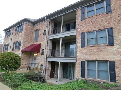 Hoffman Estates Condo/Townhouse Contingent: 1756 Fayette Walk #H
