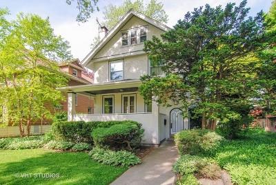 Oak Park Single Family Home For Sale: 815 South Kenilworth Avenue