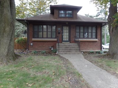 Elgin Single Family Home Contingent: 230 South Melrose Avenue