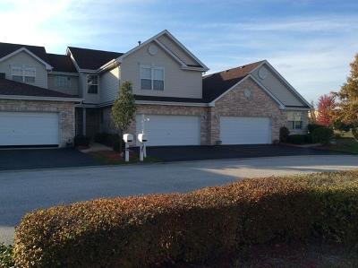 New Lenox Condo/Townhouse Contingent: 2625 Schooner Drive