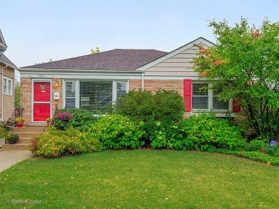 La Grange Park Single Family Home For Sale: 406 North Stone Avenue