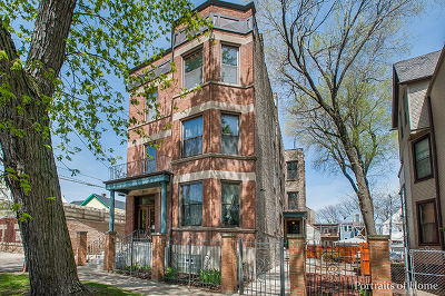 Cook County Condo/Townhouse Re-Activated: 1530 West Edgewater Avenue #3R