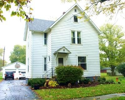 Beecher Single Family Home For Sale: 521 Catalpa Street