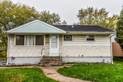 Steger Single Family Home For Sale: 220 Tiverton Lane