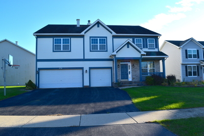 Bartlett Single Family Home Contingent: 1751 Lanyon Drive