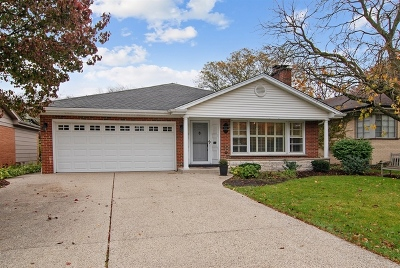 La Grange Single Family Home For Sale: 941 South Brainard Avenue