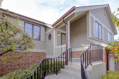 Palos Heights, Palos Hills Condo/Townhouse For Sale: 13342 South Oakview Court #13342