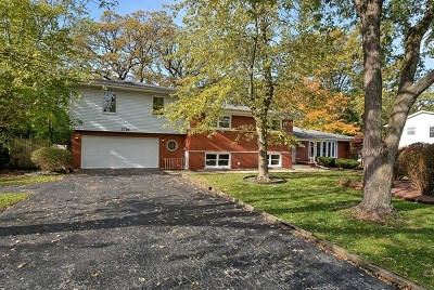 Olympia Fields Single Family Home Contingent: 2716 Chariot Lane