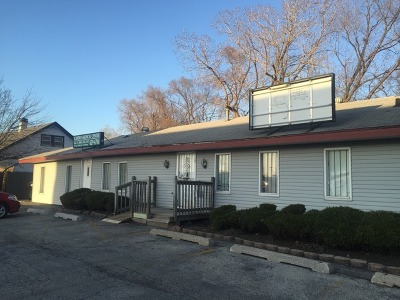 Du Page County Commercial For Sale: 1 S 085 Summit Avenue South