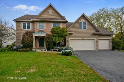St. Charles Single Family Home For Sale: 2101 Bridle Court