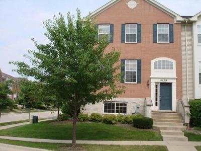 Condo/Townhouse For Sale: 4139 Milford Lane