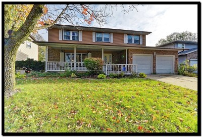 Bolingbrook Single Family Home For Sale: 654 Feather Sound Drive
