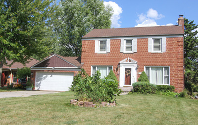 River Forest Single Family Home For Sale: 1519 Franklin Avenue
