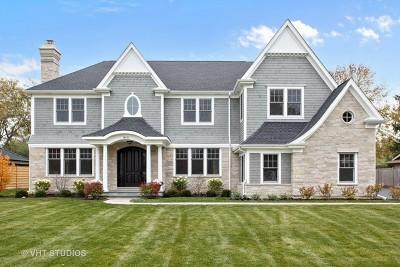 Winnetka Single Family Home For Sale: 910 Pine Tree Lane