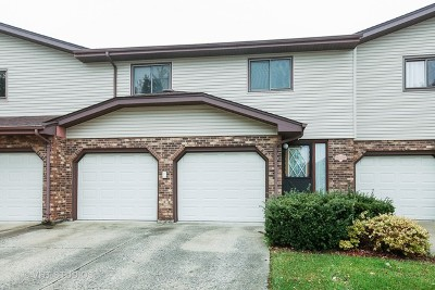 New Lenox Condo/Townhouse For Sale: 909 Meadow Ridge Lane