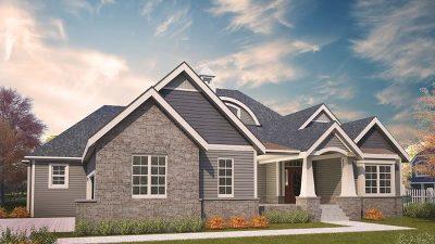 Burr Ridge Single Family Home For Sale: 9161 South Garfield Avenue