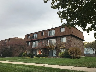 Naperville Condo/Townhouse Contingent: 1212 Whispering Hills Court #1A