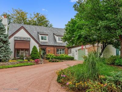 Burr Ridge Single Family Home For Sale: 804 Burr Ridge Club Drive