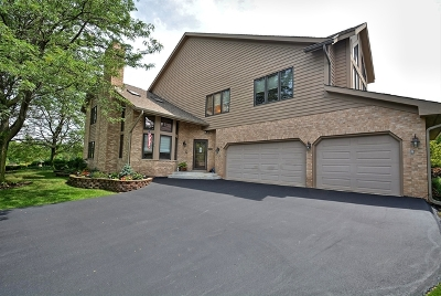 Palos Heights Condo/Townhouse Contingent: 8 Lake Katherine Way