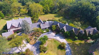 Barrington Hills Single Family Home For Sale: 28475 Merri Oaks Road
