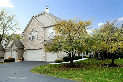Naperville Condo/Townhouse Contingent: 2724 Rockport Lane