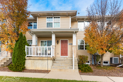 Crystal Lake Condo/Townhouse Contingent: 1214 Walnut Glen Drive