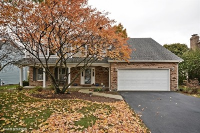 Batavia Single Family Home New: 1250 Crestview Drive