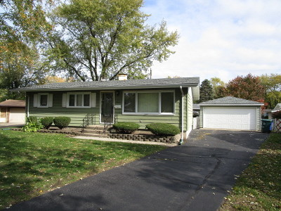Thornton Single Family Home Contingent: 111 Indianwood Drive